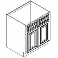 RTA Espresso Cabinets - SB36-CB