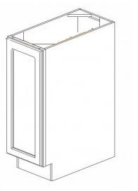 Espresso Shaker Cabinets - BT9-RT-ES