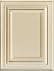 J&K Creme Maple - Sample Door