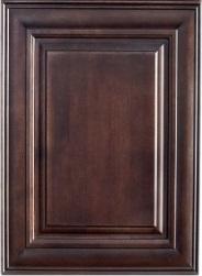Dark Chocolate - Sample Door