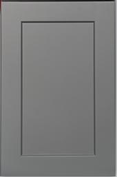 Grey Shaker - Sample Door