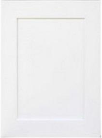 J&K White Shaker - Sample Door