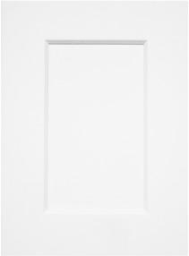 White Shaker - Sample Door
