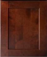J&K Walnut Shaker Maple - Sample Door