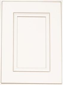 York Antique White - Sample Door