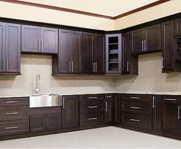 Four Less Cabinets Kitchen Cabinets Sonoma Mocha
