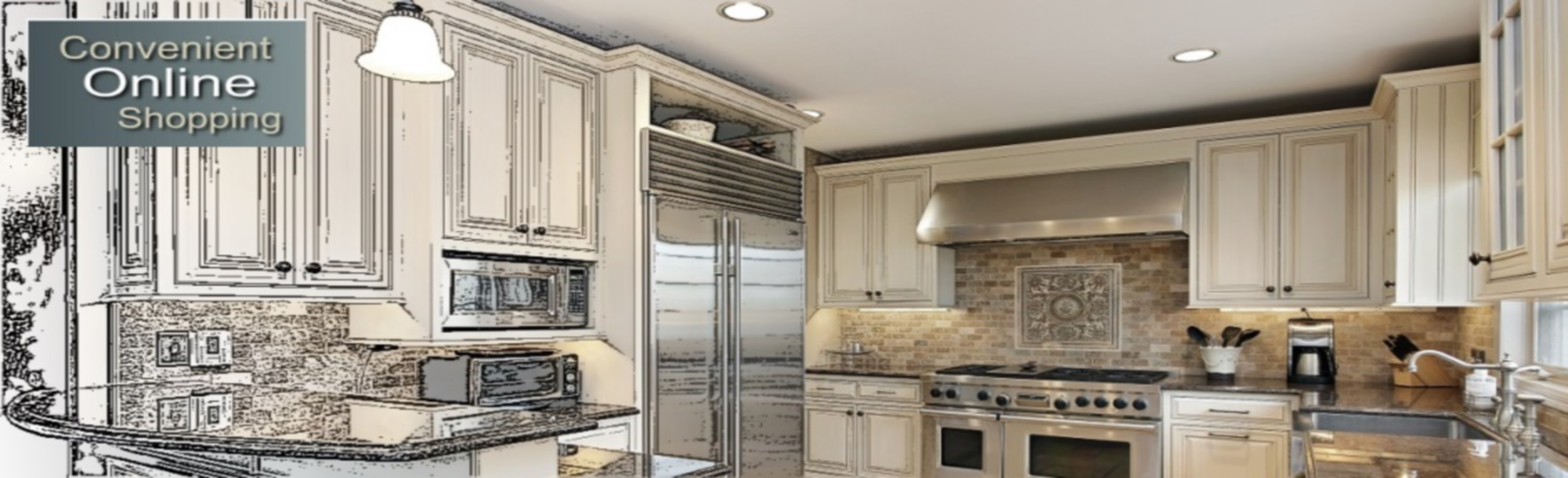 Embled Kitchen Cabinets Online