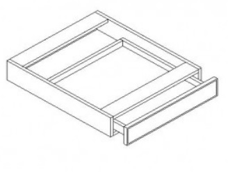 RTA Espresso Cabinets - KDD30-CB