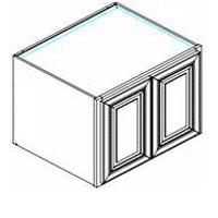 Dark Kitchen Cabinets - W361224-YC