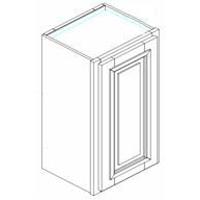 Dark Kitchen Cabinets - W930-RT-YC