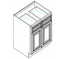 RTA Cabinets ATL Gray Shaker - B30-ATLGS