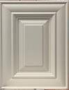 Noble Bristol Antique White - Sample Door