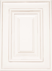 Charleston Antique White - Sample Door