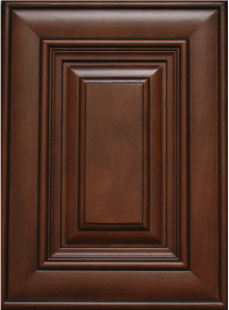 Charleston Saddle - Sample Door