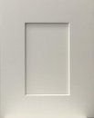 Noble Deluxe White - Sample Door