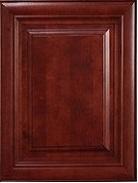 J&K Mahogany Maple - Sample Door
