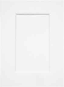 White Shaker - Sample Door