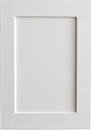 Classic White Shaker - Sample Door