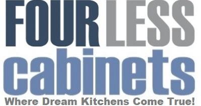 Four Less Cabinets - Where Dream Kitchens Come True
