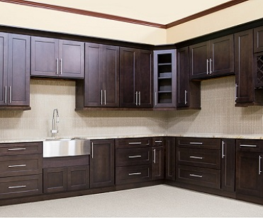 Diy Kitchen Cabinets Builder Grade Sonoma Mocha
